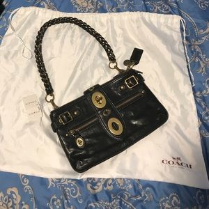 Coach NWT never used! RARE find shoulder or clutch